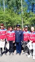 Соревнование  «Юные пожарные - спасатели 2018» в МЛ «Березовая роща»